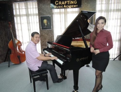 The Crafting Music Interview by NanYang Newspaper