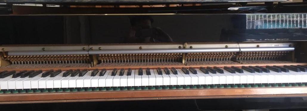 Grand Piano Heater Location