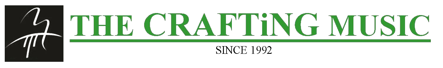 The Crafting Music Logo