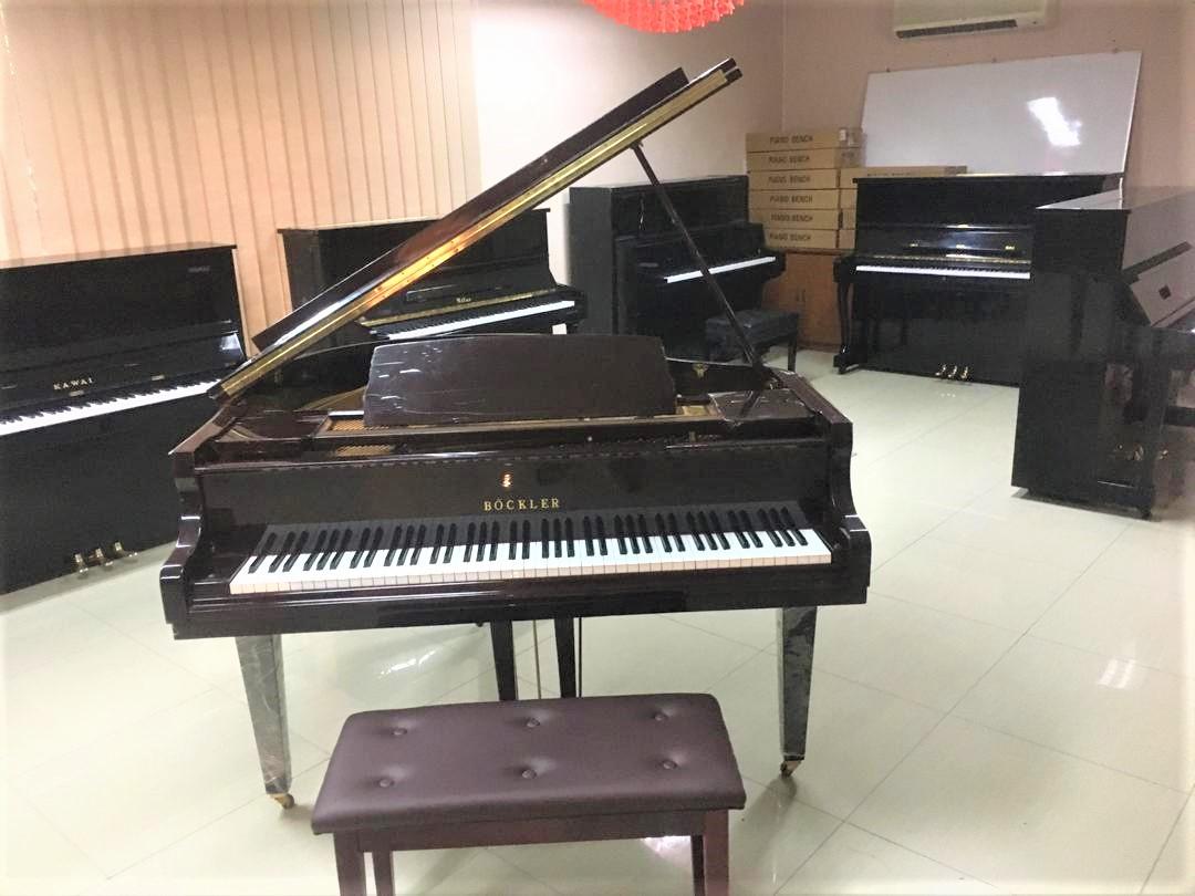 Bockler AG-100 Baby Grand Piano